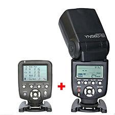 Yongnuo YN560-TX Wireless Flash Controller for Canon + YN-560III Flash