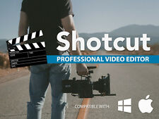 Shotcut - Professional Video Editor - Video Editing Software for Windows and Mac