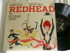 REX STEWART Redhead Bucky Pizzarelli John Bunch Mousey Alexander LP