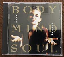 Body Mind Soul by Debbie Gibson (CD, Jan-1993, Atlantic (Label))