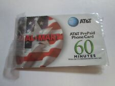 Sealed AT&T PrePaid Phone Card 60 Minutes