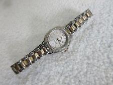 COACH New York women's watch with diamond inserts