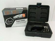 Genuine Super B Allen Torque Wrench Set, TB-TW12 (12Nm), 3/4/5/6/8mm, Brand New
