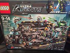 Lego NEW 70165 Ultra Agents Mission HQ