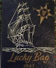 LUCKY BAG, UNITED STATES NAVAL ACADEMY YEARBOOK CLASS OF 1957.