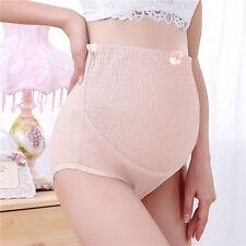 Cotton Maternity Panties High-waist Intimates Pregnant Mum Soft underwear Briefs