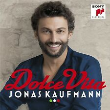JONAS KAUFMANN - DOLCE VITA (DELUXE EDITION)   CD NEU