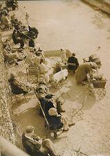 PARIS 1955 - Enfants Landaus Bac à Sable Jardin des Tuileries - PR 370