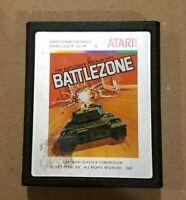 Battlezone Atari 2600 Cart