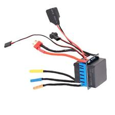 1:10 Waterproof Brushed 45A ESC Speed Controller for RC Car Buggy Motor Accs