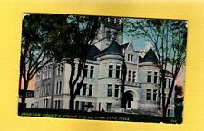 Iowa City, IA Iowa,Johnson County Court House