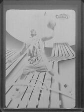 2003 Topps Finest Black Printing Plate #14 Chris Wilcox No 1 of 1