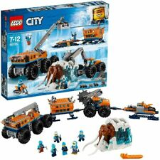 Brand New LEGO 60195 LEGO® City Arctic Mobile Exploration Base Building Set