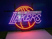 LA lakers neon sign 17''X14'' t17 shipped from USA