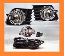 2011 2012 2013 2014 Toyota Prius V MBA Premium Clear Fog Lamp Bulb Kit
