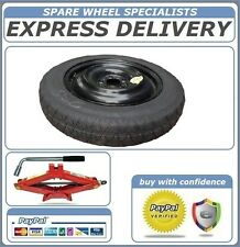 """SPACE SAVER SPARE WHEEL 16"""" FITS VAUXHALL CORSA D (5 BOLTS) 2006-2014+TOOLS"""