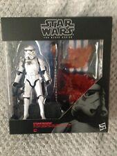 Serie Nero Stormtrooper collegamento Forza STAR Wars 3.75 Pollici Figura Range-Wampa
