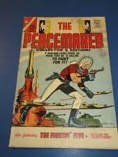 The Peacemaker #1 Silver age Comic Lower Grade Fair/Good JP