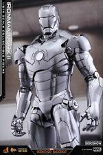 IRON MAN MARK II 1:6 Scale Figure_MMS431-D20 Diecast_SEALED SHIPPER US DEALER!