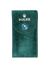 ROLEX TRAVEL Pouch Etui Hülle Mappe green NEW!