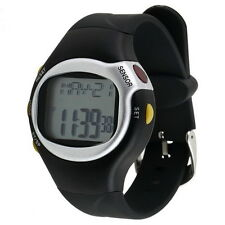 Pulse Heart Rate Monitor Wrist Watch Calories Counter Sports Fitness Exercise RO