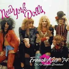 New York Dolls - French Kiss 74 + Actress - Birth of the New York Dolls [CD]