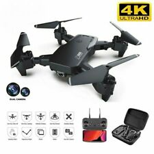 2020 Dual Camera New RC Drone 4k HD Wide Angle Camera 1080P WiFi FPV Quadcopter
