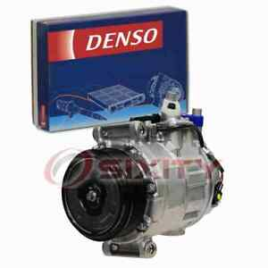 Denso AC Compressor for 2002-2006 Mercedes-Benz S430 Heating Air dh