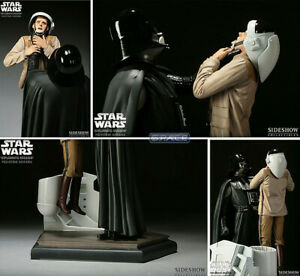 Sideshow Collectibles Star Wars Diorama Diplomatic Mission Darth Vader