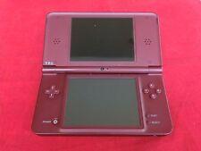 Nintendo DSi XL Konsole, Farben Blau, Grün, Rot, Braun + Zubehörpaket nach Wahl
