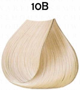 Satin  Fashion Dye Hair Color  ULTRA LIGHT BEIGE BLONDE  10 B (2 PACK)