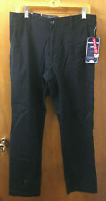 *MEN'S *MICHAEL BRANDON* EASY FIT NAVY  CHINOS * SIZE 32 X 30 * STRETCH FIT*