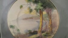 Royal Doulton Decorative Collectors Plate Mountain Scene 1932- present D6310
