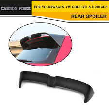 Carbon Rear Roof Trunk Spoiler Wing For VW Volkswagen GOLF 7 MK7 GTI R 2014-2017