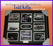 TODD KELLY BATHURST RACING CHAMPION MEMORABILIA LIMITED