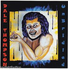 DALE THOMPSON - UNBRIDLED (2002, CD, Indie) Rare Christian Metal Cheesy Cover