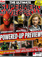 TOTAL FILM Presents THE ULTIMATE SUPERHERO MOVIE SPECIAL 2013 Iron Man THOR @New