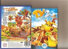 TY THE TASMANIAN TIGER 2 PLAYSTATION 2 PS2 PS 2 RARE