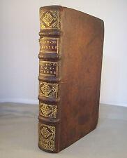 BIBLIOTHEQUE DES AUTEURS ECCLESIASTIQUES SUPPLEMENT HISTOIRE DE L'EGLISE.. 1711