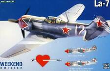 eduard - Lawotschkin La-7 inkl. Gurte 1945 Kosolapov 1:72 Modell-Bausatz NEU OVP