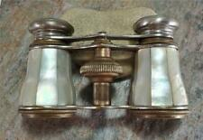 Antique ~ Lanier ~ Paris ~ Mother of Pearl & Brass ~ Opera Glasses ~ Gorgeous
