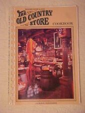 Brooks Shaw & Son The Old Country Store Cookbook, Jackson TN