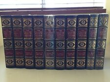 EASTON PRESS COLLECTED WORKS OF ABRAHAM LINCOLN Basler 10-Volume Set