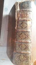 Livre de Médecine rare XVIIe siècle