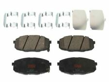 For 2010-2013 Kia Forte Brake Pad Set Front TRW 75477MV 2011 2012 Ceramic