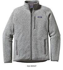 Patagonia Mens Better Sweater Jacket - #25527 - Stonewash - Large