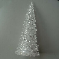 LED Christmas Tree Christmas Tree Clear 8 11/16in with Colour Change Colourful