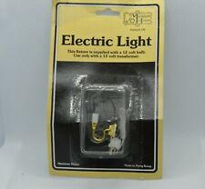 Dollhouse Miniature House 1:12 Electric Wall Light
