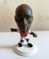 Sol Campbell Arsenal Corinthian Microstar Figure WHITE Base mc1175