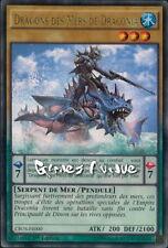 Yu-Gi-Oh ! Dragon des Mers de Draconia CROS-FR000 (CROS-EN000) VF/RARE